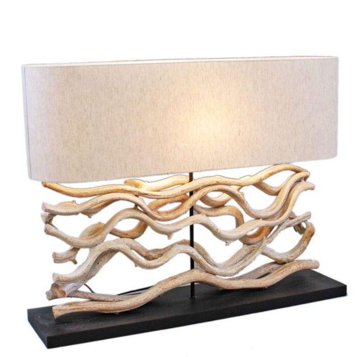 Lampa-stołowa-Chainat-Large-z-lnianym-kloszem