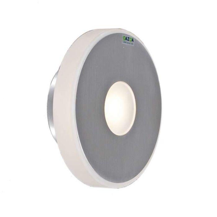 Kinkiet-Hana-okrągły-aluminium-LED
