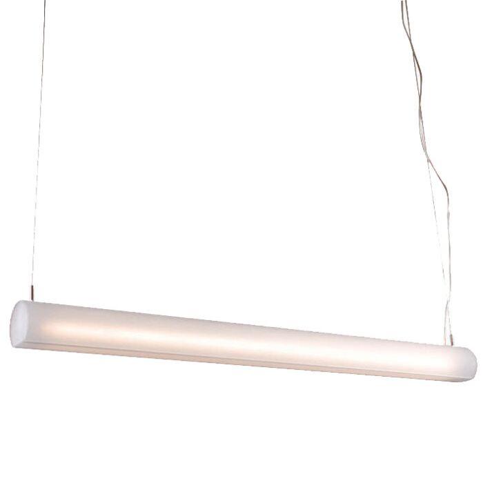 Lampa-wisząca-Tubular-biała-28W