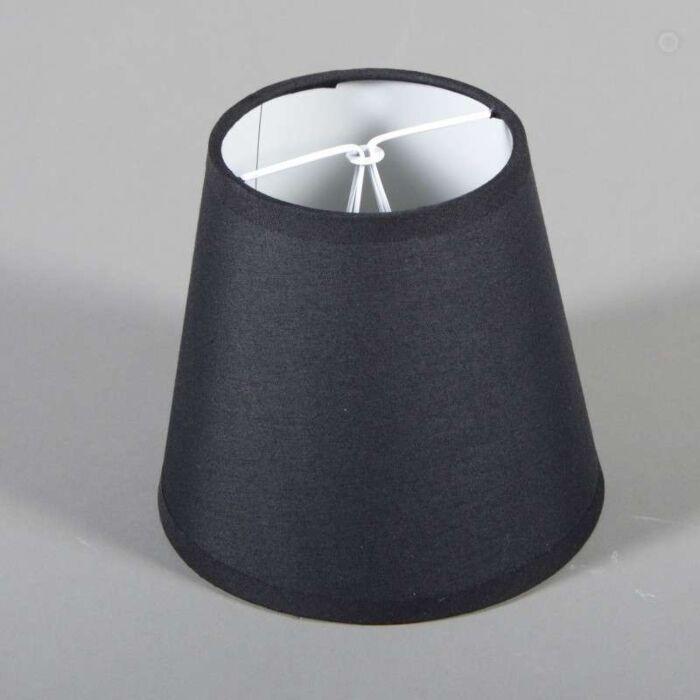 Klosz-ø15cm-czarny
