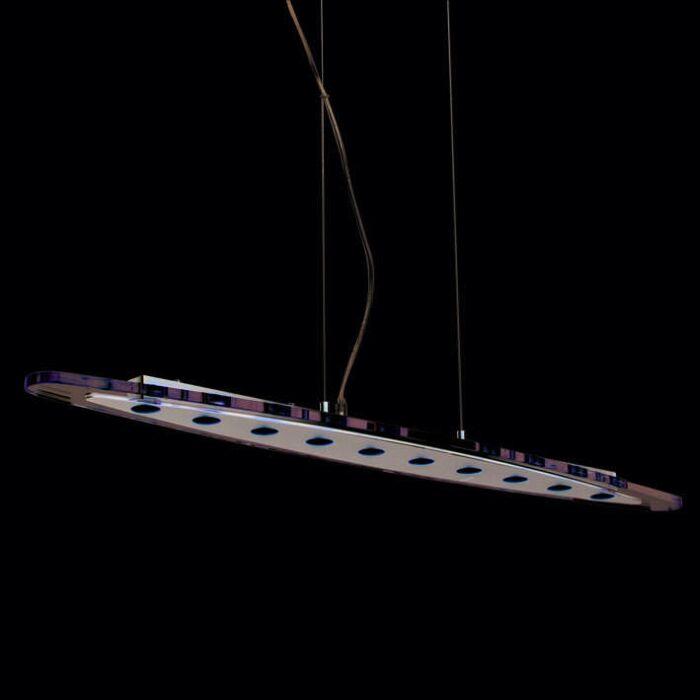 Lampa-wisząca-Credo-owalna-100-LED-przezroczysta