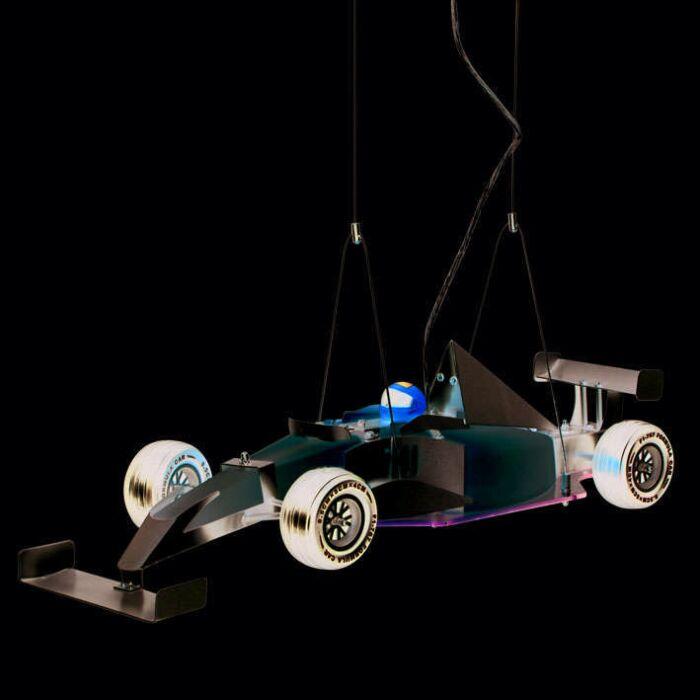 Lampa-wisząca-Kids-Formuła-1-auto