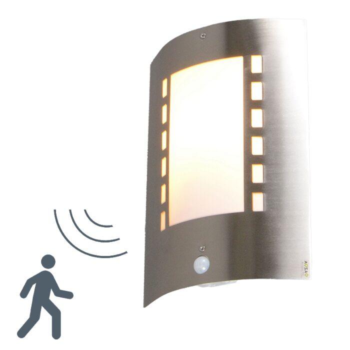 Lampa-zewnętrzna-Emmerald-z-czujnikiem-ruchu