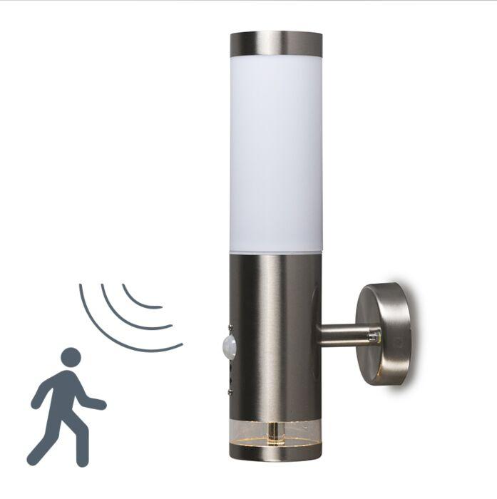 Lampa-zewnętrzna-Rox-Lux-LED-ścienna-czujnik-ruchu