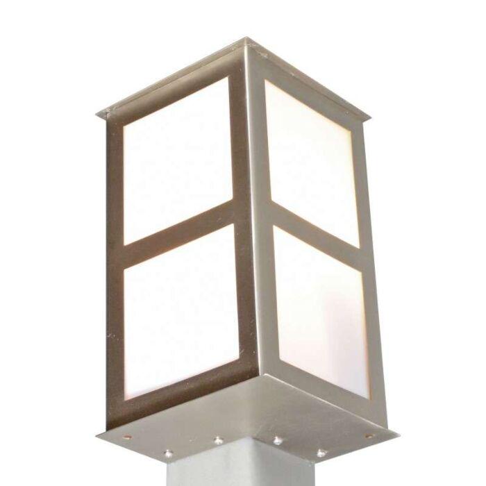 Lampa-zewnętrzna-Corner-stal-montaż-narożny