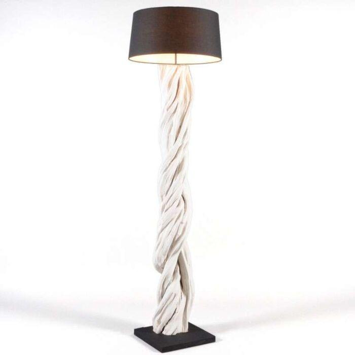 Lampa-podłogowa-Arich-czarny-klosz