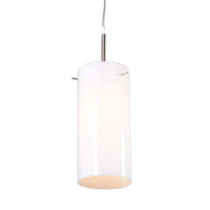 Lampa-wisząca-Boy-1-stal-biały-klosz