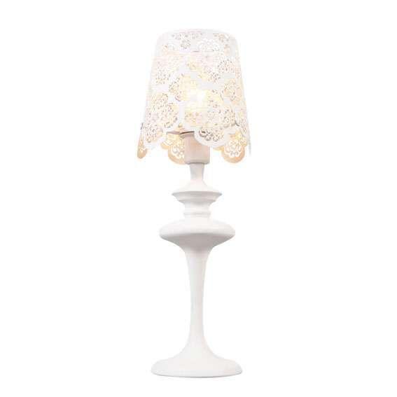 Lampa-stołowa-Lace-biała