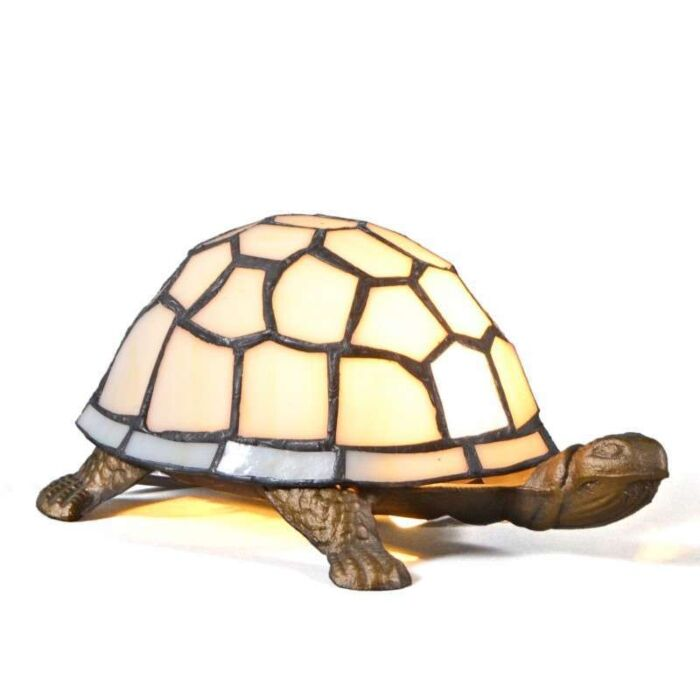 Tiffany-lampa-stołowa-Turtle