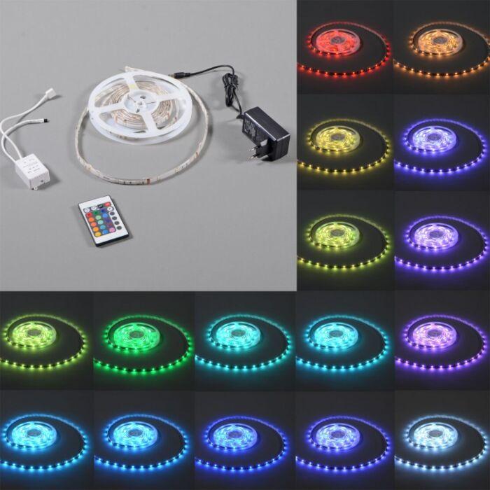 Elastyczna-taśma-LED-RGB-IP65-3m