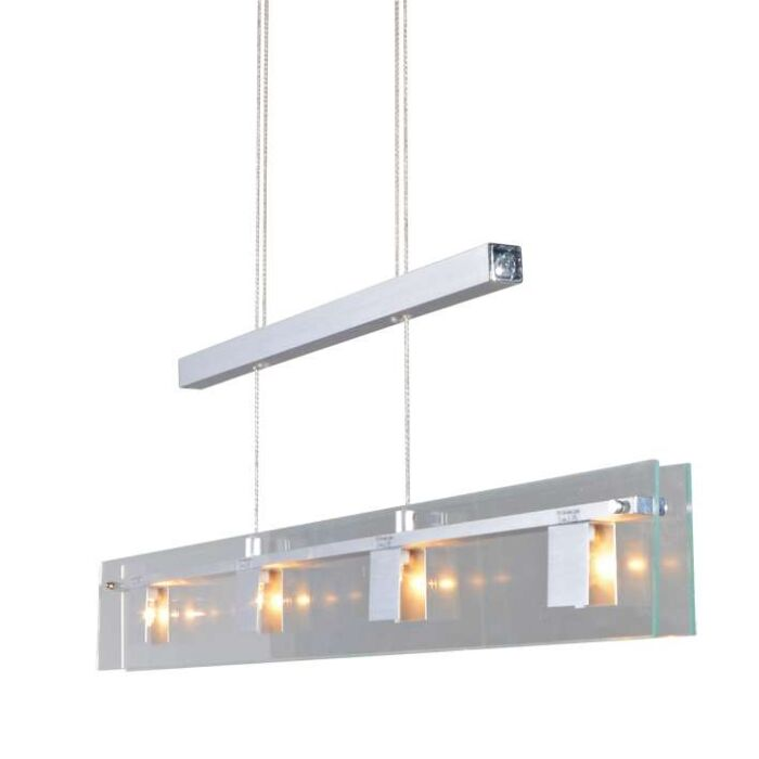 Lampa-wisząca-Kidrio-4-aluminium