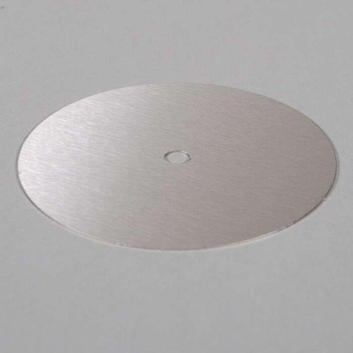 Podkładka-ø13cm-stal-nierdzewna-z-otworem-na-przewód-bez-otworów-montażowych