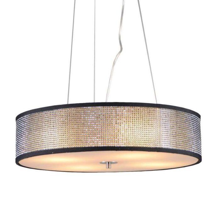 Lampa-wisząca-Drum-50-krótka-diamentowa