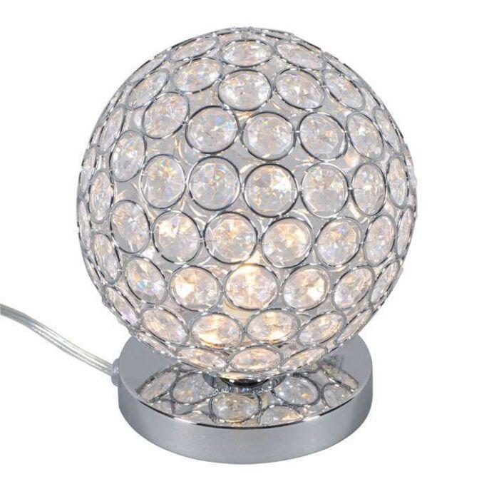 Lampa-stołowa-Sfera-1-chrom