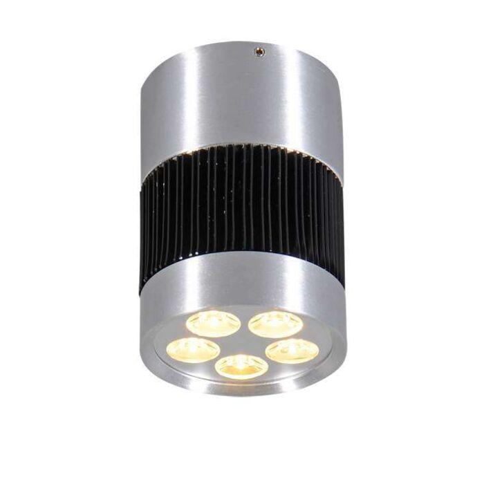 Plafon-Shot-I-LED-aluminium