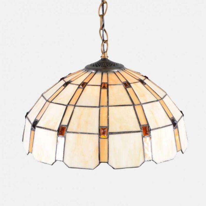 Tiffany-lampa-wisząca-Liddesdale