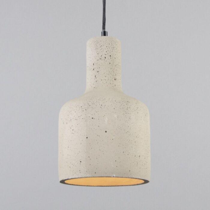 Lampa-wisząca-Concrete-3-szara