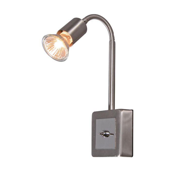 Lampka-wtykowa-Plug-flex-stal