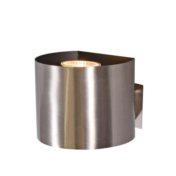 Lampka-wtykowa-Plug-okrągła-stal