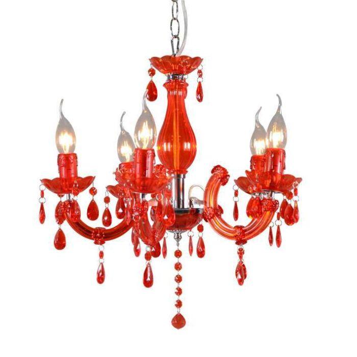 Żyrandol-Marie-Theresa-5-czerwony
