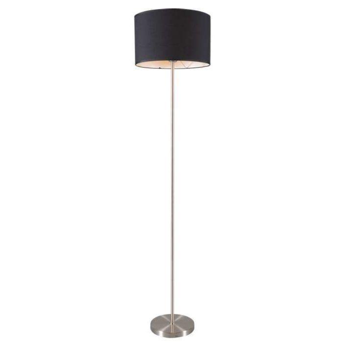 Lampa-podłogowa-Lugar-stal-czarny-klosz