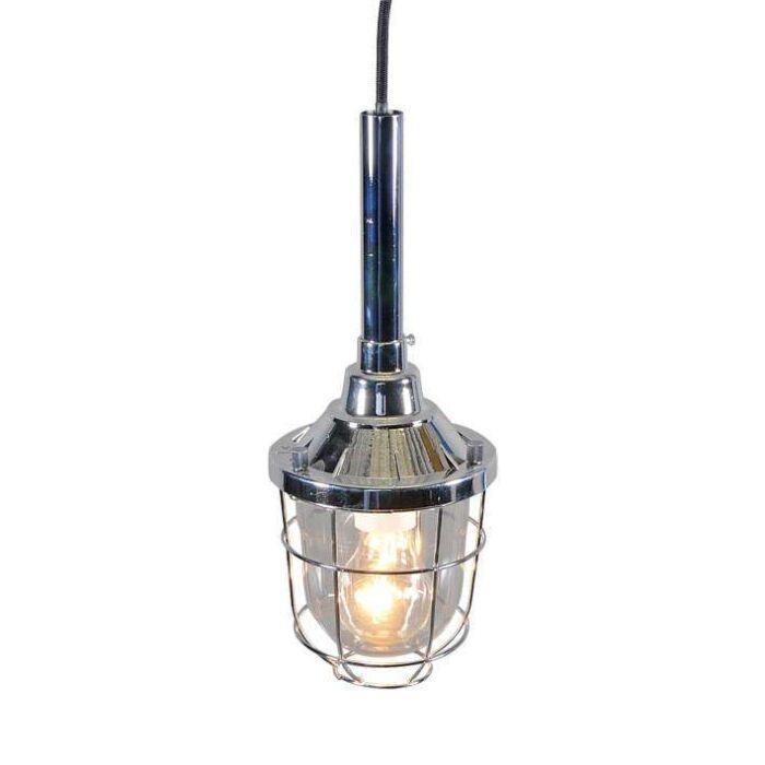 Lampa-wisząca-Diana-chrom