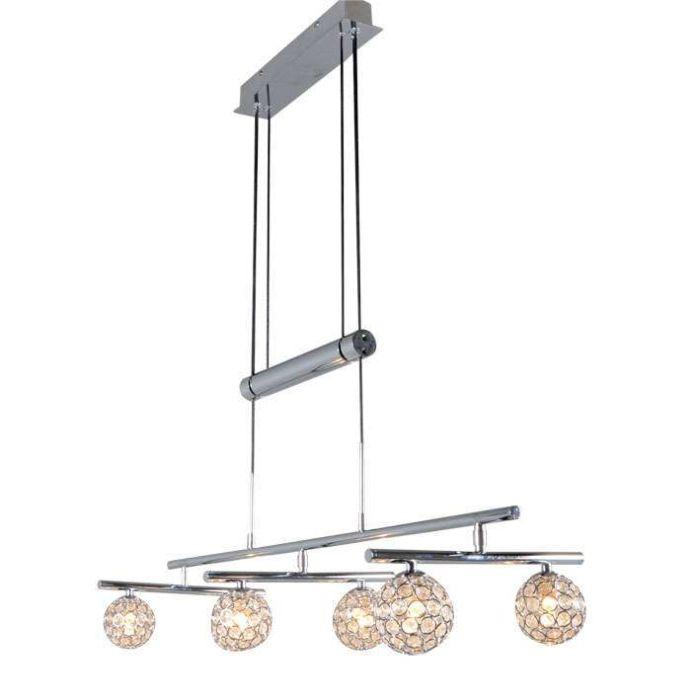 Lampa-wisząca-Sfera-3-x-2-chrom