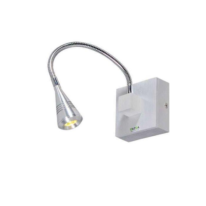 Kinkiet-Lucky-1-aluminium