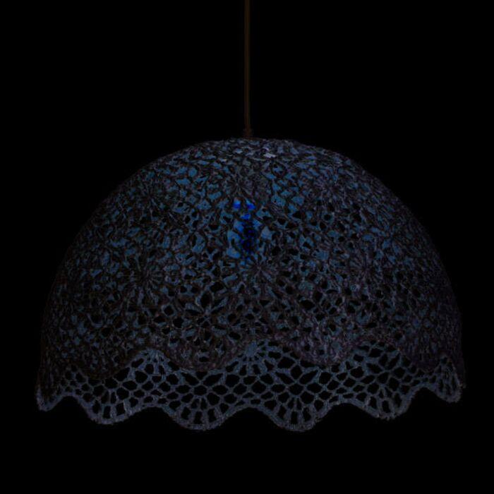 Lampa-wisząca-Crochet-2-biała