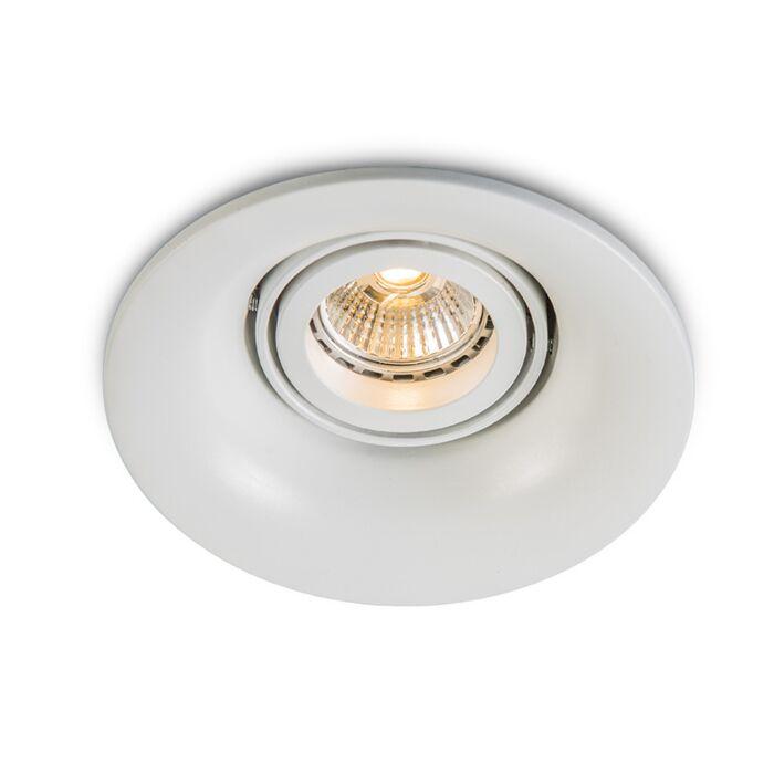 Oprawa-do-wbudowania-Punch-biała-LED