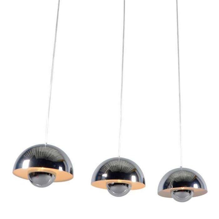 Lampa-wisząca-Elx-3-chrom