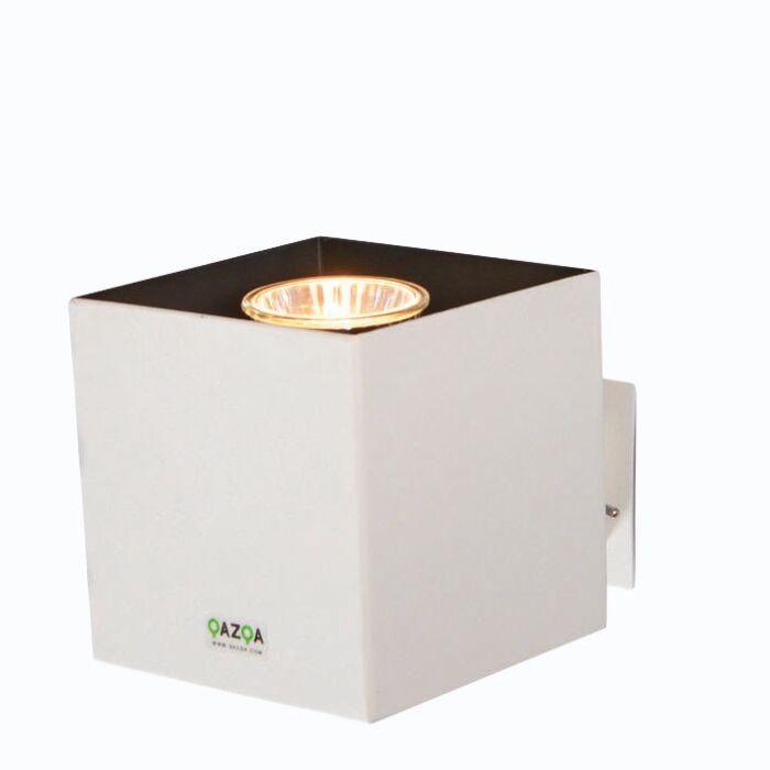 Lampka-wtykowa-Plug-kwadratowa-biała