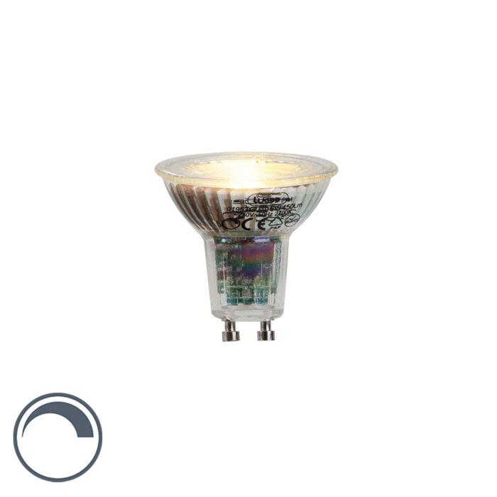 GU10-lampa-LED-6W-450-lumenów-2700K-ściemnialna