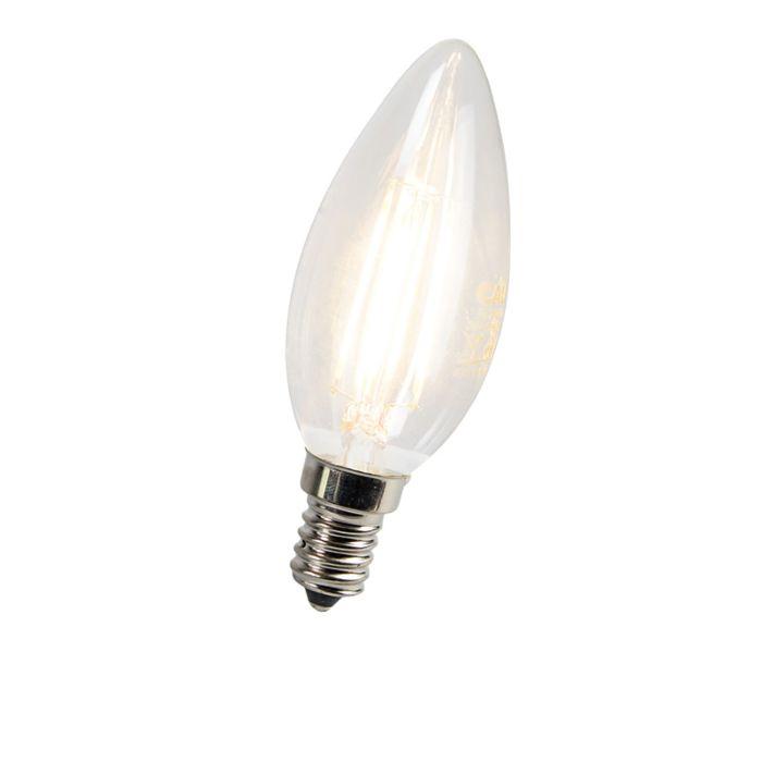 Żarówka-świeczka-LED-E14-3W-300-lm