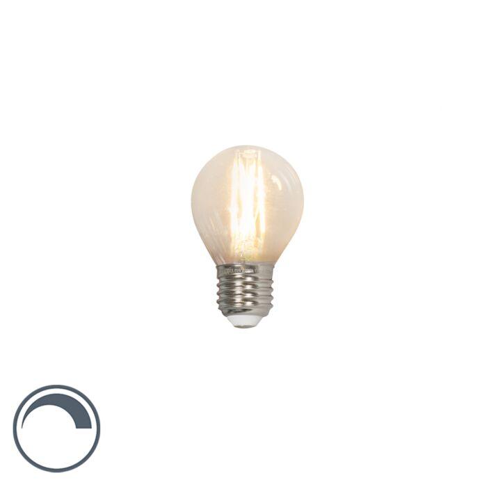 E27-ściemnialna-żarówka-LED-P45-lampa-kulowa-3,5-W-350-lm-2700-K.