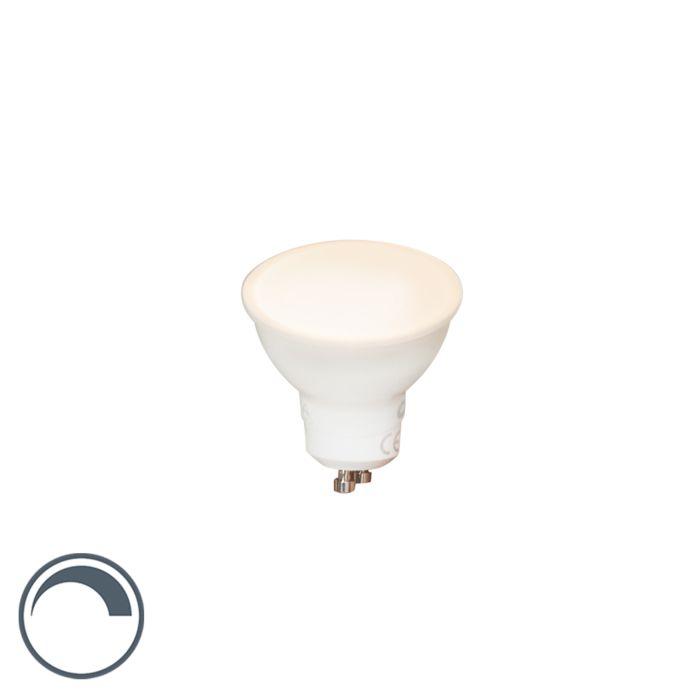Żarówka-LED-GU10-6W-450lm-2700K-ściemnialna