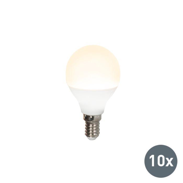Zestaw-10-żarówek-LED-G45-E14-3W-3000K