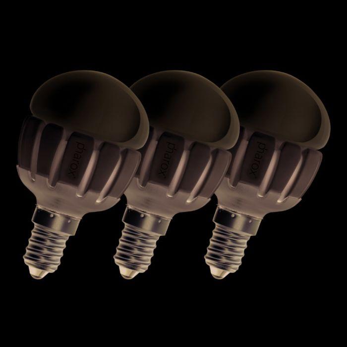 Zestaw-3-żarówek-Pharox-LED-200-P45-E14-5W-230V