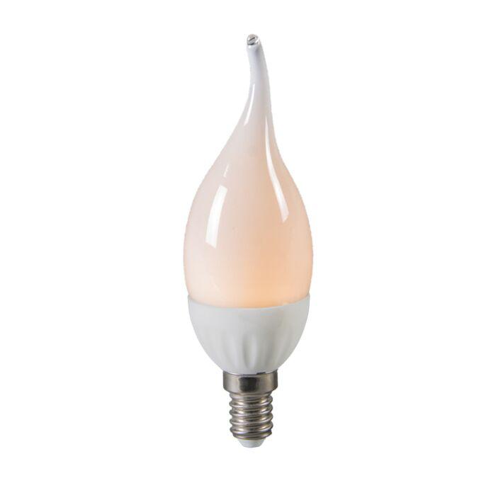 Żarówka-LED-świeczka-E14-3W-250-lumenów-=25W