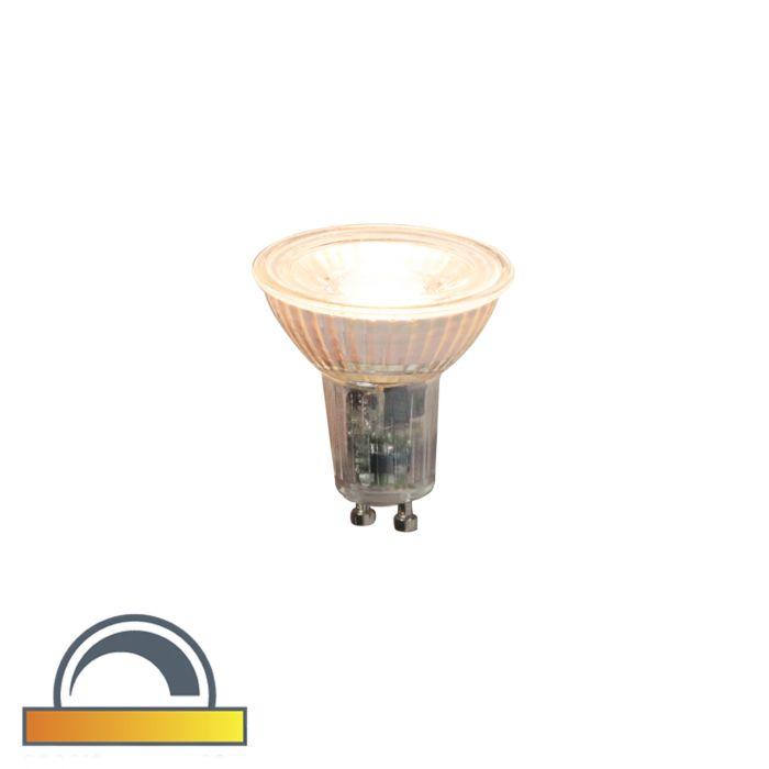 Żarówka-LED-GU10-5,5W-360-lm-2000K---2700K-ściemnialna
