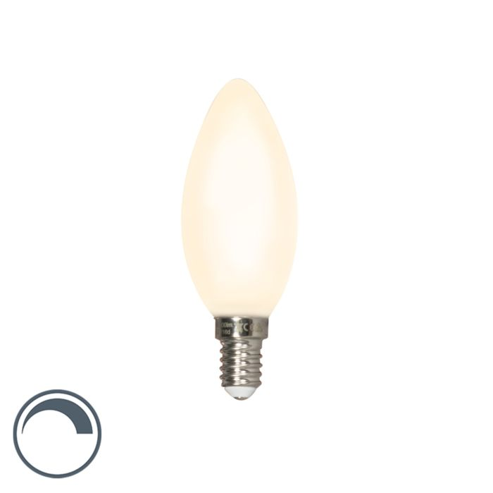 Żarówka-świeczka-LED-E14-3.5W-300lm-2700K-ściemnialna