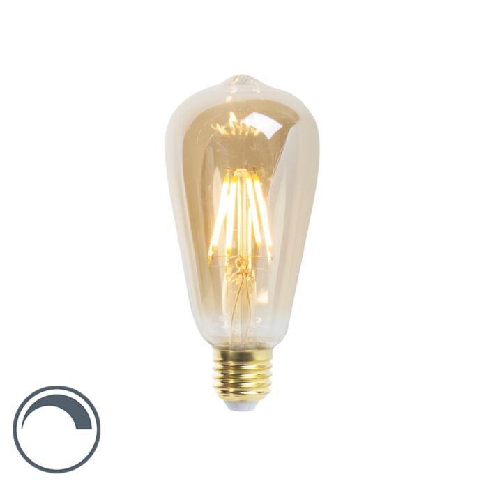 Ściemnialna-żarówka-LED-E27-ST64-5W-360-lumenów-2200K