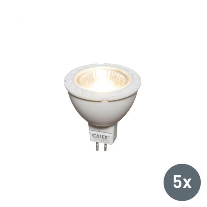 Zestaw-5-żarówek-LED-MR16-7W-550-lumenów