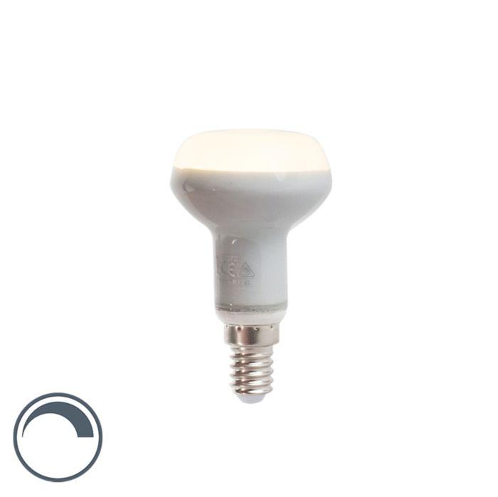 Żarówka-LED-E14-reflektor-R50-3W-220lm-2800K-ściemnialna