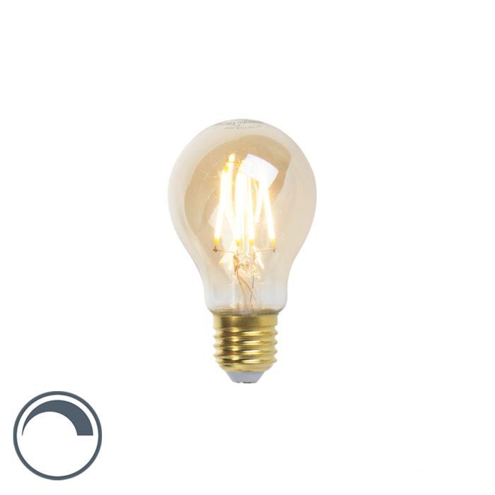 Żarówka-LED-Goldline-E27-5W-360lm-A60-ściemnialna