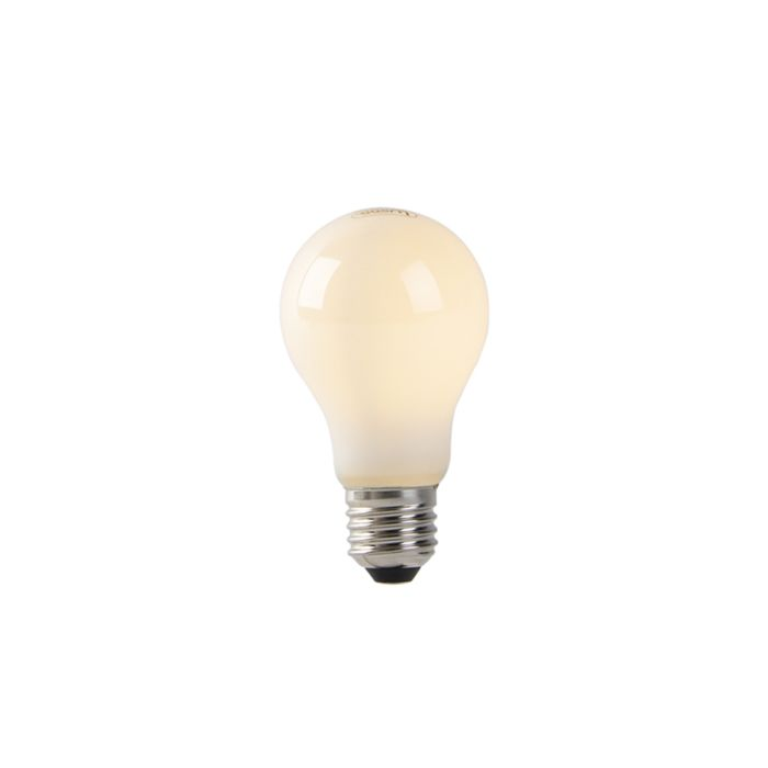 Żarówka-LED-A60-E27-1W-2200K-mleczna-filament