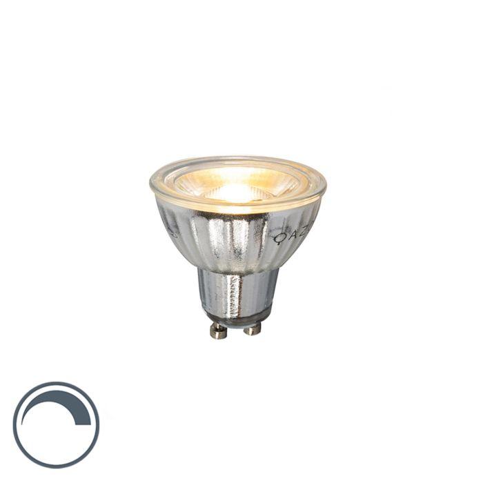 Żarówka-GU10-LED-230V-5W-380LM-2700K-ściemnialna