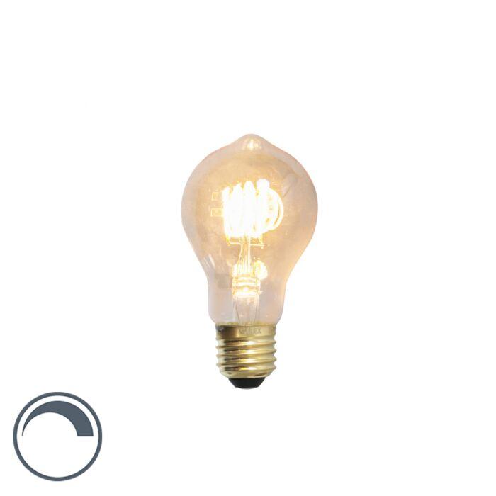 Żarówka-LED-E27-filament-4W-200lm-2100K-ściemnialna