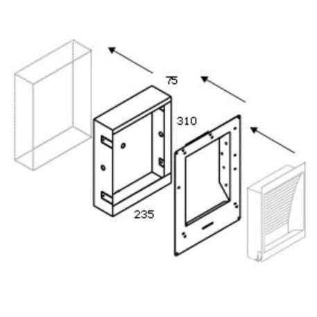 Delta-Light-Concrete-Box-139-z-mocowaniem