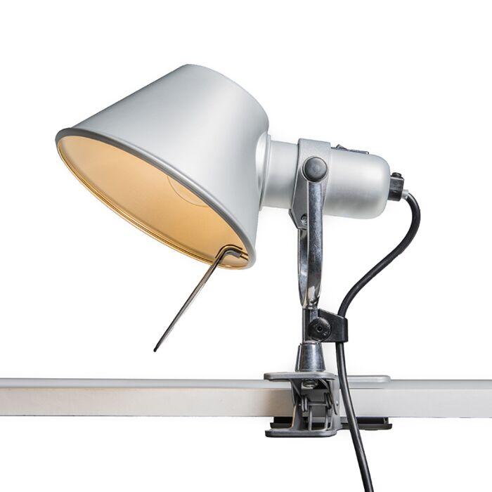 Lampa-stołowa-regulowana---Artemide-Tolomeo-Pinza